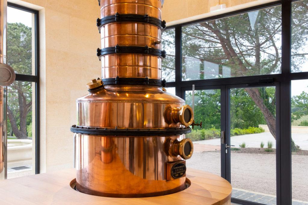 Distillation d'automne