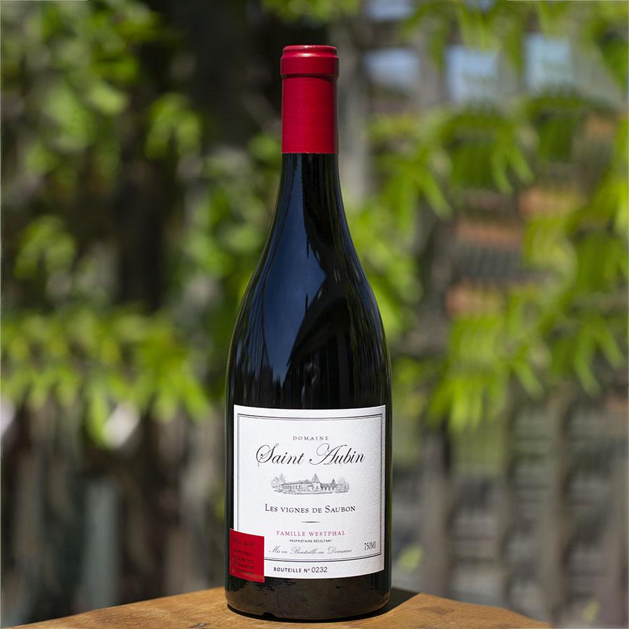 Les Vignes de Saubon, côte de Gascogne rouge