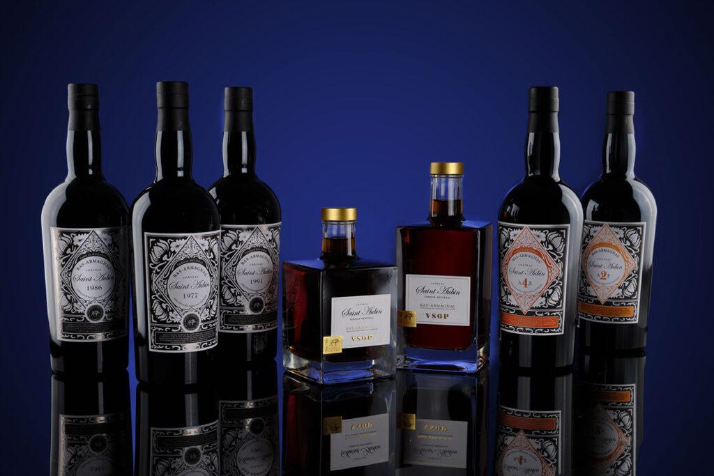 gamme armagnacs